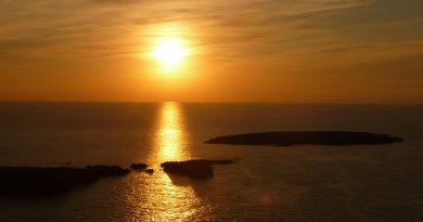 Puesta de sol en Cavallería - 2