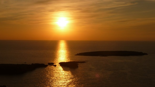 Top 5 Sunsets In Menorca Menorca Diferente