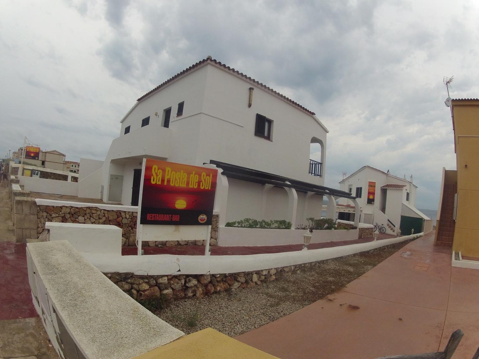 Sa Posta De Sol Old Maxi S Snack Bar Menorca Diferente