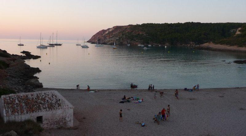 Playa de Algaiarens (La Vall)