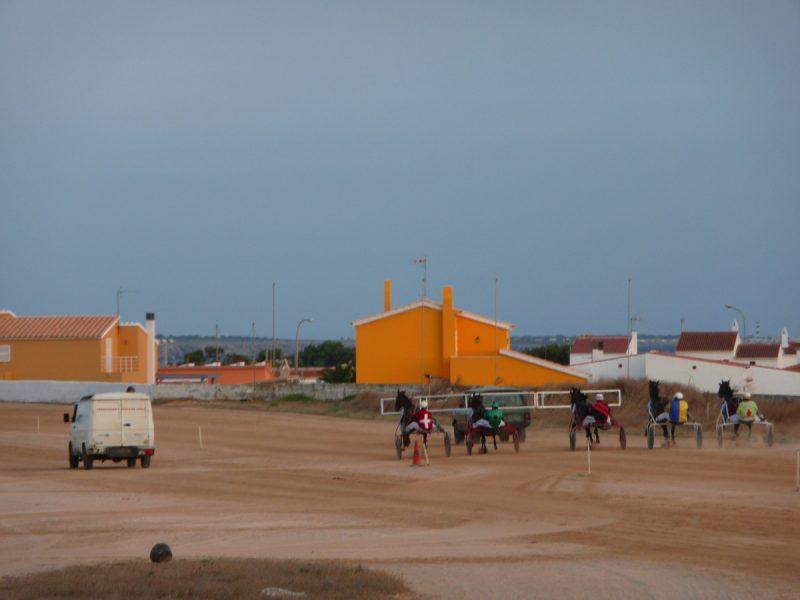 Autostart en el Hipódromo de Torre del Ram