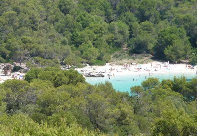 Unspoilt Beaches in South Menorca