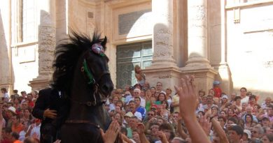 Fiestas Patronales de Menorca del 2020