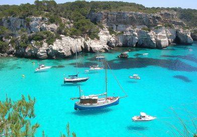 Calas y Playas Vírgenes del Sur de Menorca