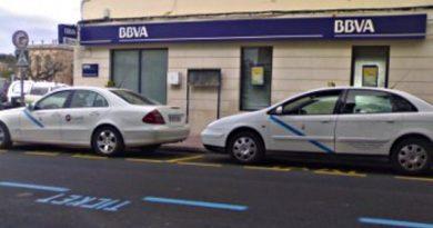 Parada de Taxis en Ciutadella