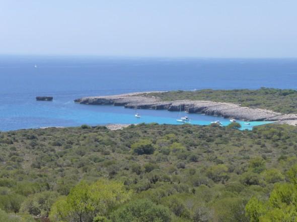 Vista de es Talaier desde la torre