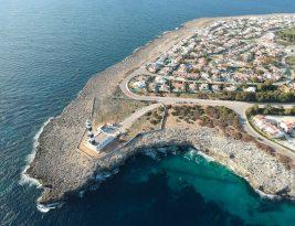Faro de Artrutx en Menorca