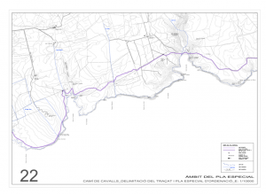Tram 22 - Macarella - Camí de Cavalls de Menorca