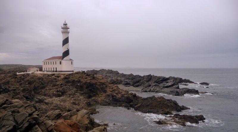 Far de Favaritx a Menorca