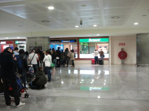 Aeropuerto de Menorca - Alquiler de coches