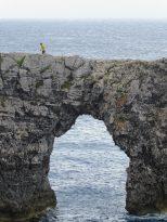 Corredor sobre el Pont den Gil