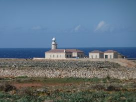 Punta Nati desde el Camí de Cavalls