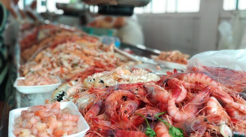 Parada de Pescado - Mercat des Peix de Cituadella