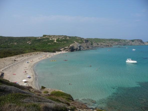 Cala Tortuga Beach