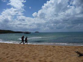 Trail Menorca CDC - paso por Cavalleria