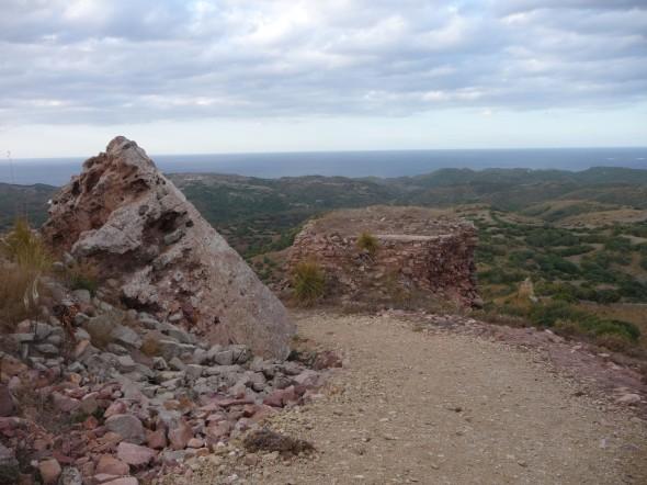 Vista desde Santa Àgueda