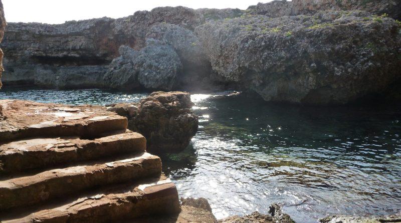 Embarcadero en Cova des Pardals