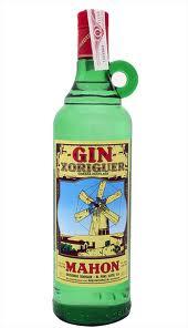 Botella de Gin Xoriguer - Menorca