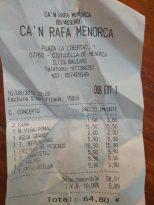 2016 - Can Rafa