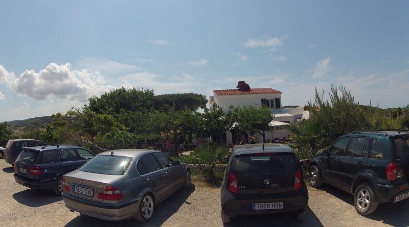 Parking y Restaurante Binimel·là - GOPR3059