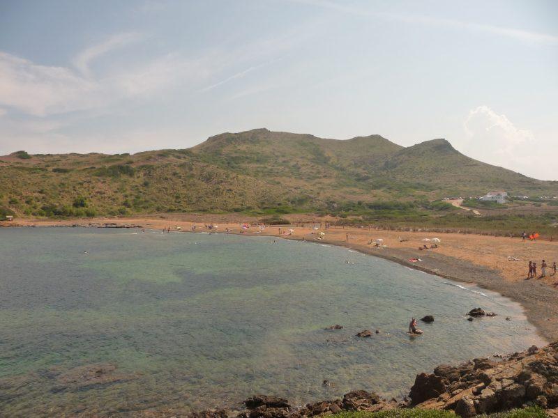Playa de Binimel·là - P1120169