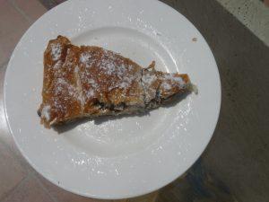 Ensaimada de Menorca con azúcar - P1120941