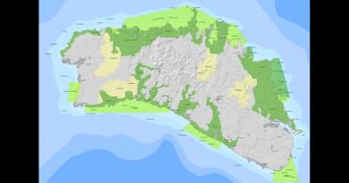 Mapa red natura 2000 Menorca