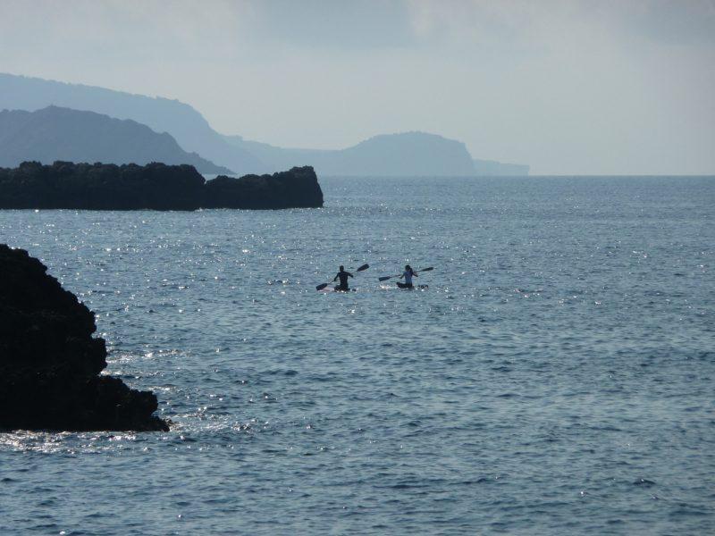 Paddle surf (SUP) en Cala Viola