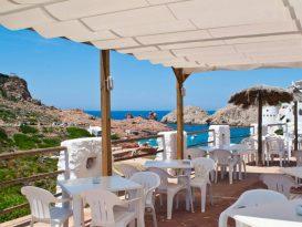 Restaurante Trogloditas - Cala Morell