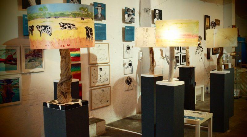 Pasearte - Expo Lámparas