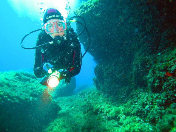 Buceo en Poseidon Diving Center - Santandria
