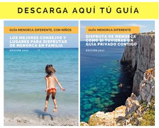 Guias de Menorca Diferente en PDF