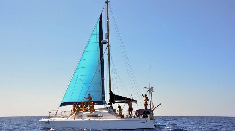Catamarán de Faralmar