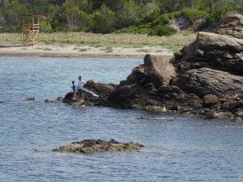 Pesca en Es Grau - P1020574
