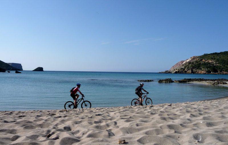 Mountain bike in La Vall - MTB Algaiarens