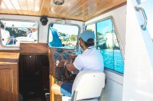 Capitán del Menorquina Charter