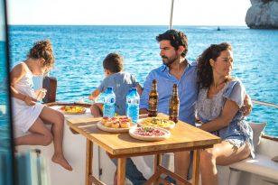 Excursión Exclusiva en Menorquina Charter