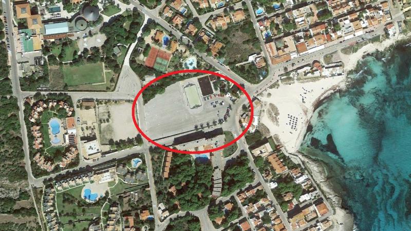 Parking de Punta Prima