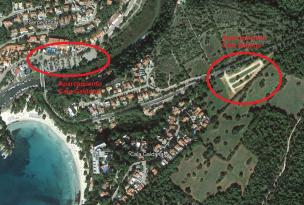 Parkings Galdana y Mitjana
