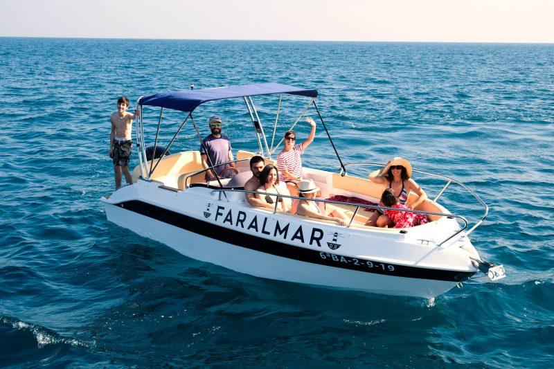 Barco de FarAlMar
