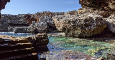 Cova des Pardals - Tramo 12 del Cami de Cavalls