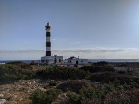 Faro de Artrutx - Tramo 12 del Camí de Cavalls